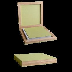 Bestbox Wood Cuadrada