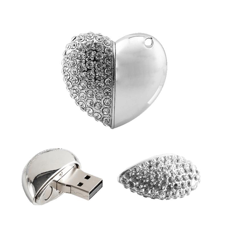 USB Pen de Coração