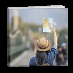 Books Capa Flexível - Quadrado