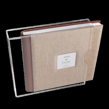 Luva Acrílica - Boxes | Malas