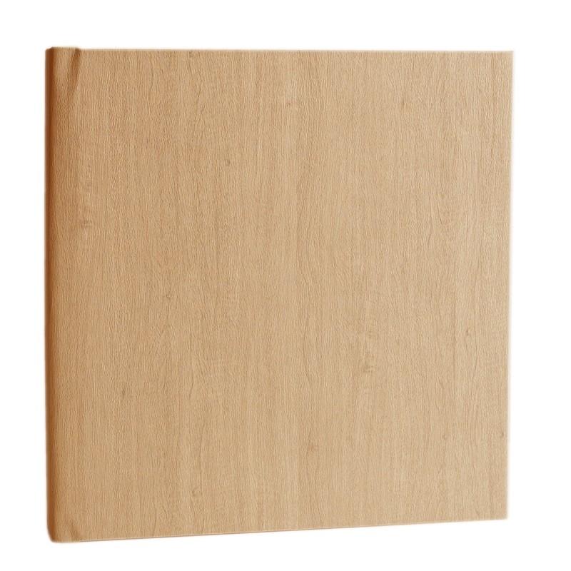 Álbum Digital Wooden Touch Wed - Quadrado