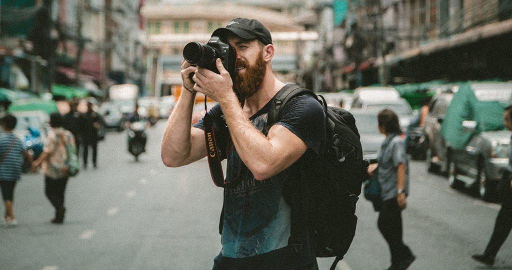 A autoridade em fotografia é fundamental para se tornar um ponto focal.