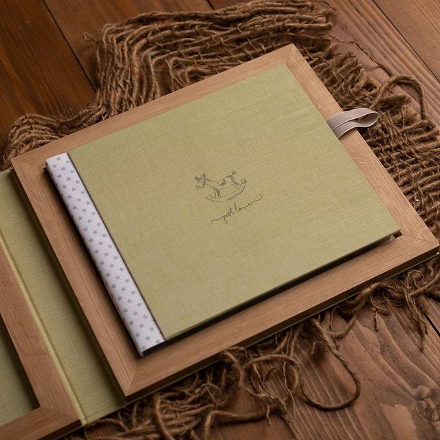 Álbum digital Decor Linen Q4 da Digibook